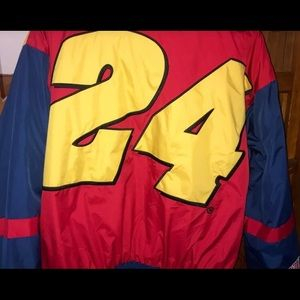 Jeff Gordon chase jacket from 90's